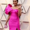 Angela Bassett arrives on the red carpet of The 91st Oscars® at the Dolby® Theatre in Hollywood, CA on Sunday, February 24, 2019.