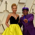 Oscar® nominee Spike Lee and Tonya Lewis Lee arrive on the red carpet of The 91st Oscars® at the Dolby® Theatre in Hollywood, CA on Sunday, February 24, 2019.