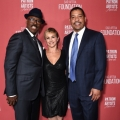 SAG-AFTRA-Foundation-president-Courtney-B.-Vance-President-of-SAG-AFTRA-Gabrielle-Carteris-and-SAG-AFTRA-National-Executive-Director-and-Chief-Negotiator-David-White