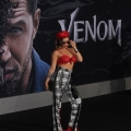 Chanel West Coast arrives at the Premiere Of Venom
