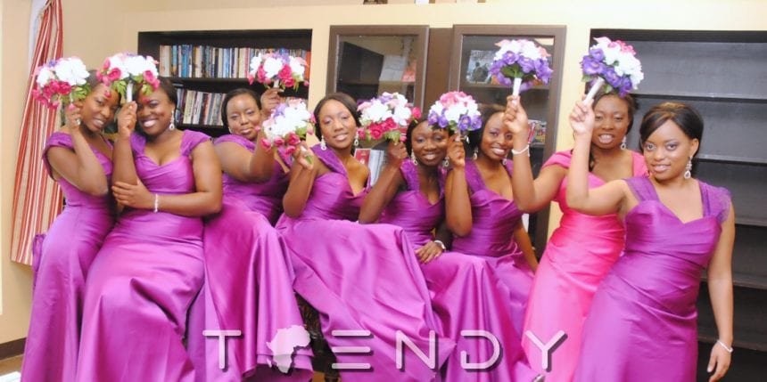 Akanni wedding