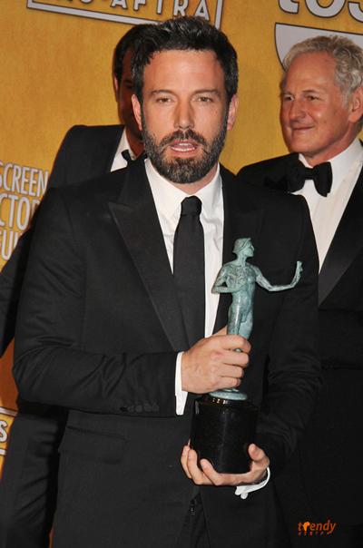 Actor and director of movie Argo Ben Affleck
