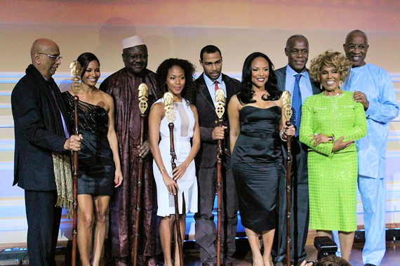 Pan African Film Festival hosts presenters, founders and honorees