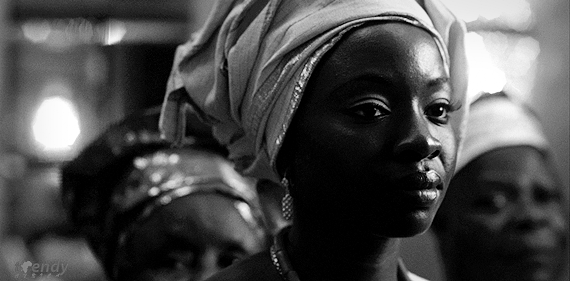 Danai Gurira in a scene from MOTHER OF GEORGE