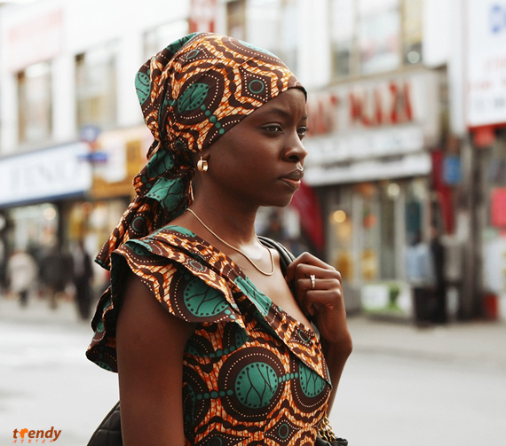 anai Gurira in a scene from MOTHER OF GEORGE - Copy