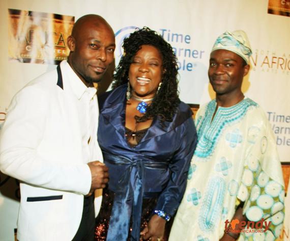 Jimmy Jean Louis, Loretta Devine and David Oyelowo at the 2012 PAFF - Copy