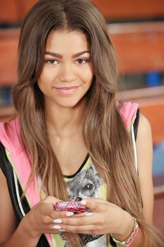 Zendaya - courtesy of Disney Channel
