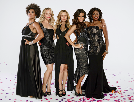 Meet the Female Cast of Tyler Perry's new drama