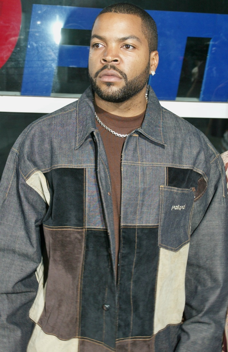Ice Cube  - Photo by Royalty Image