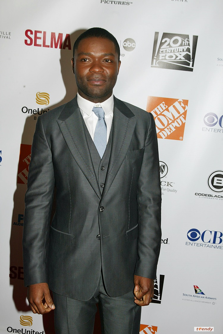 God gave me the opportunity to play Dr. King,_ says David Oyelowo