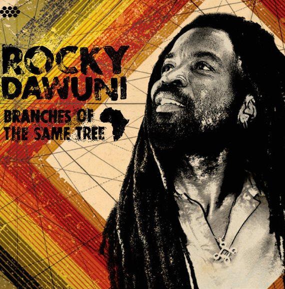 Rockys cover album