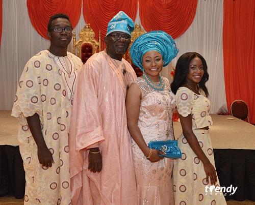 The Omotoye Family - 2015