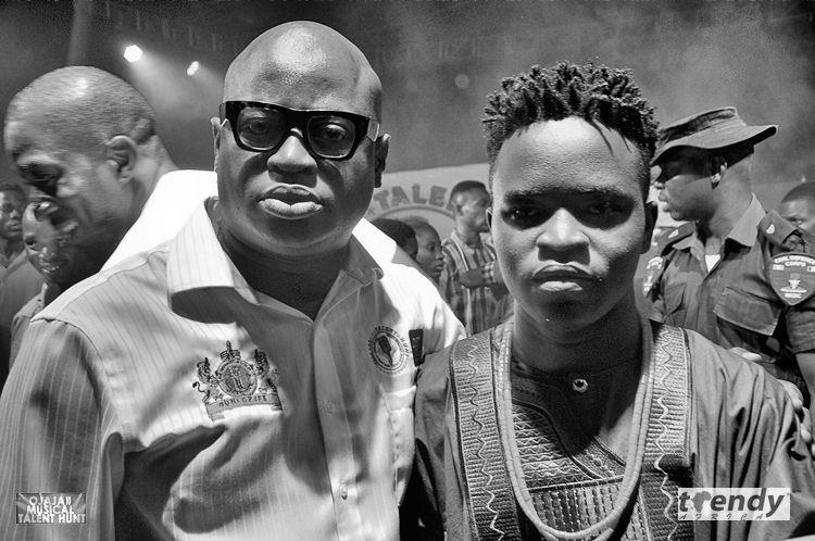 Rotimi Osobemekun and Shina Desalu Olawale