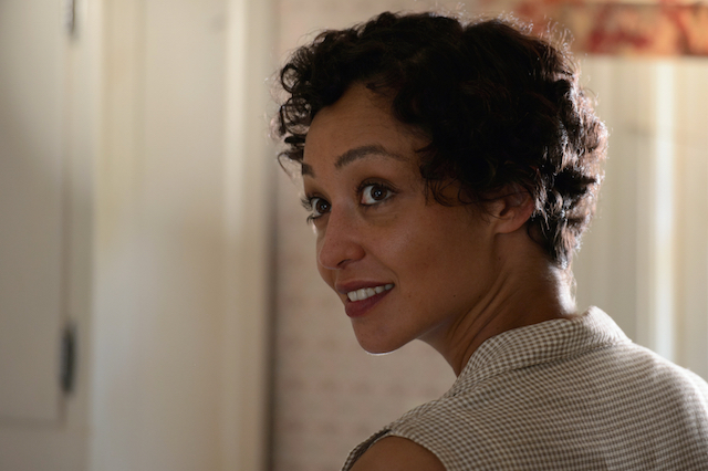 Ruth Negga stars as Mildred Loving. Photo by Ben Rothstein