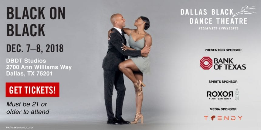 Dallas Black Dance Theatre (DBDT)