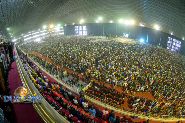 Dunamis International Gospel Centre Glory Dome