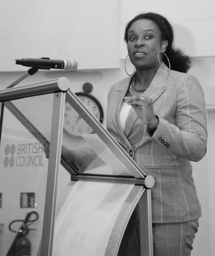 Pyxidia House publishers, Winnie Aduayi