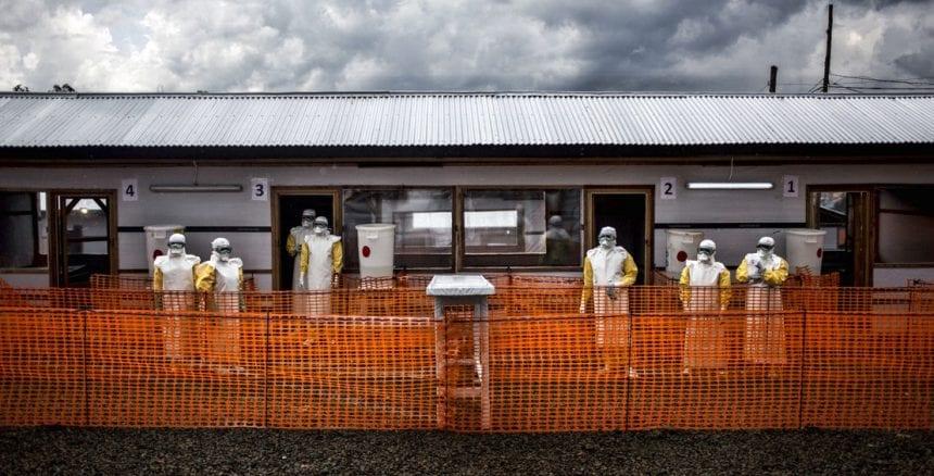 Ebola ravaging DRC