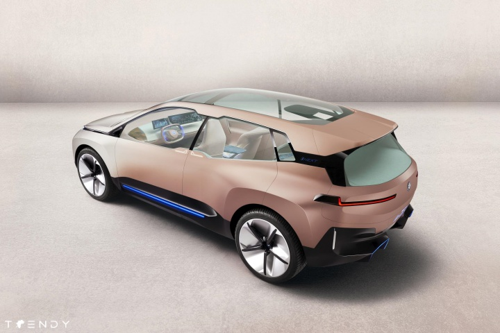 BMW features its Vision iNEXT