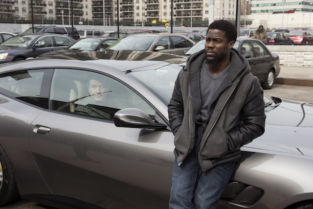 Kevin Hart in The Upside