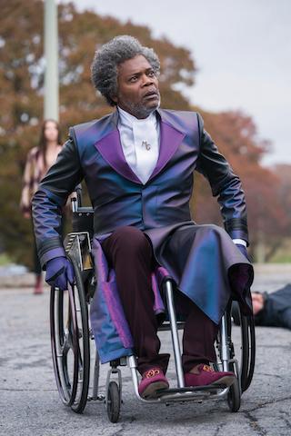 Samuel L. Jackson as Elijah Price