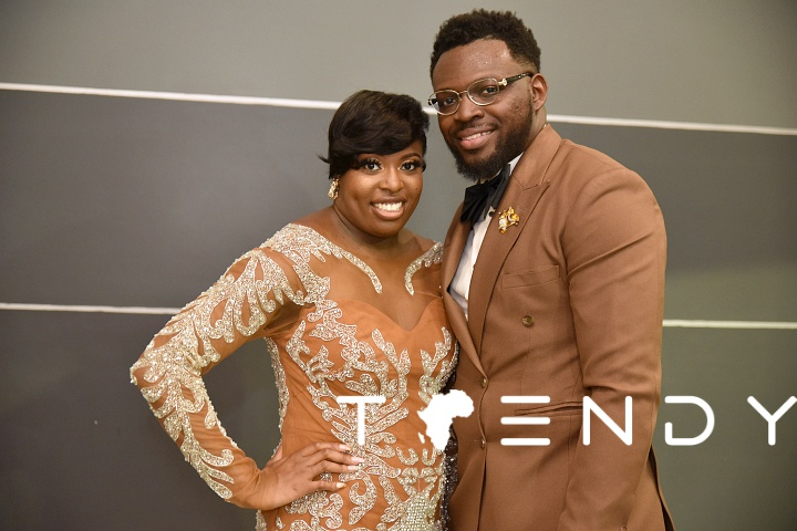 Mr. and Mrs. Opegbemi
