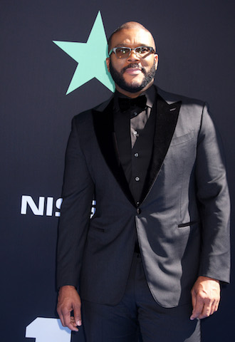 BET honored Tyler Perry