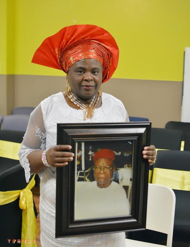 Mrs. Elizabeth Ikenyei