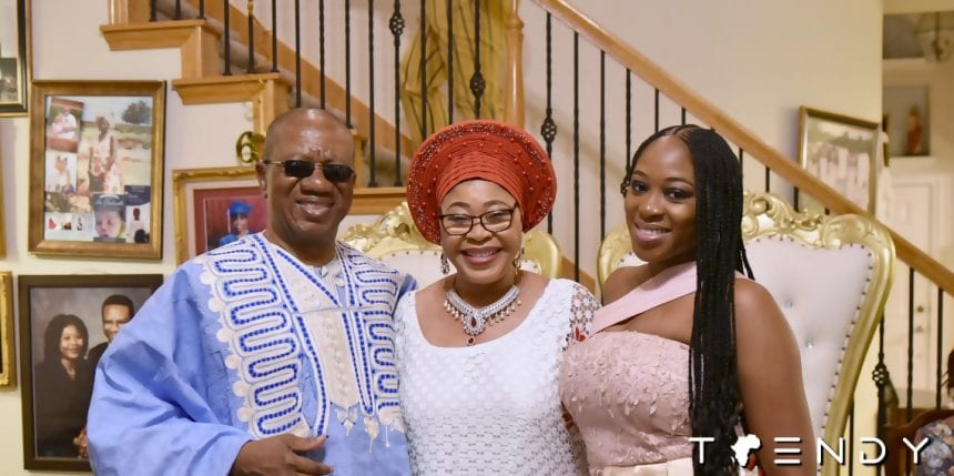 Lady Vee and family