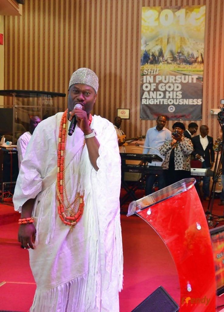 Oba Adeyeye Enitan Ogunwusi, Ojaja II