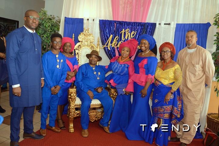 Akoma family