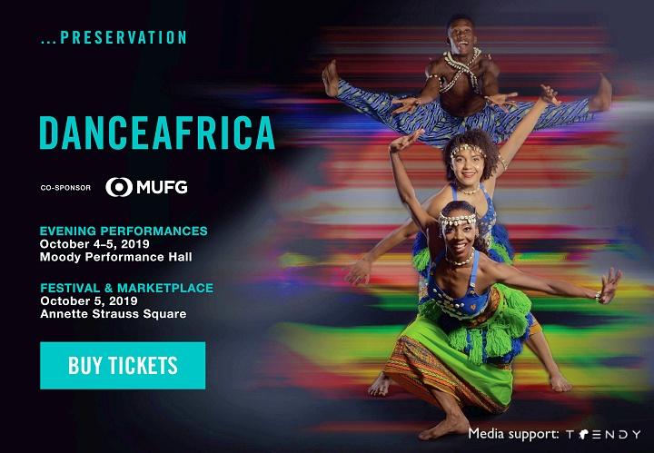 Dallas Black Dance Theatre DanceAfrica