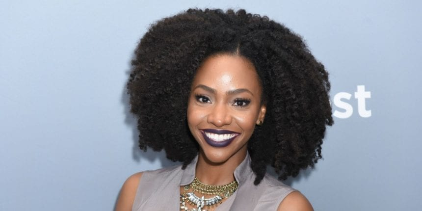 Teyonah Parris joins the Marvel Cinematic Universe