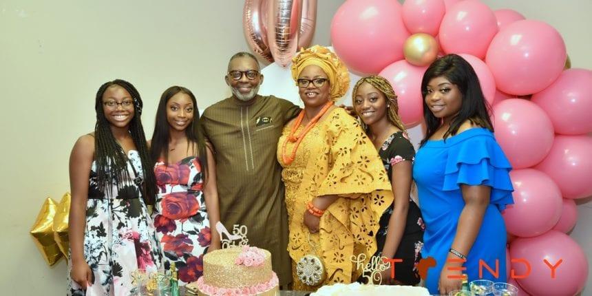 Birthday in Dallas by Trendy Africa