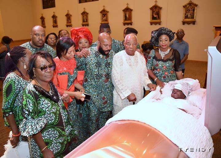 Lady Emeofa Wake Keep