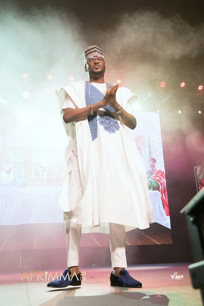 2face at AFRIMMA 2019