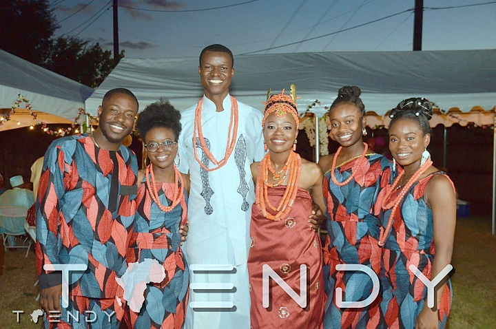 Osarobo with the Onaiwu's