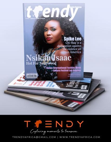 Trendy Africa mag
