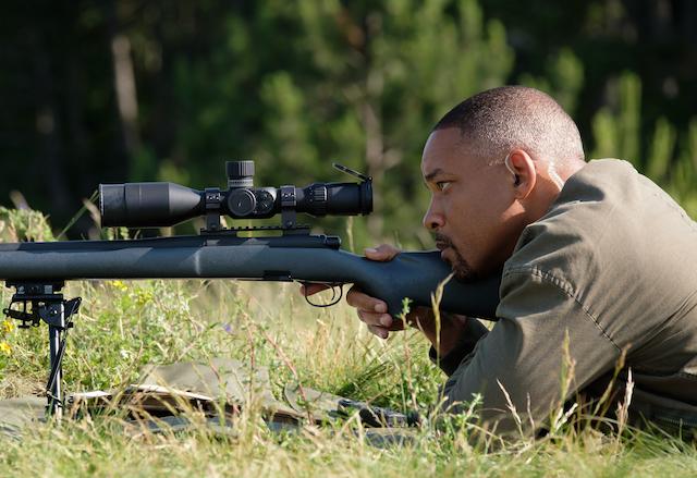 Will Smith plays a sniper in Gemini Man