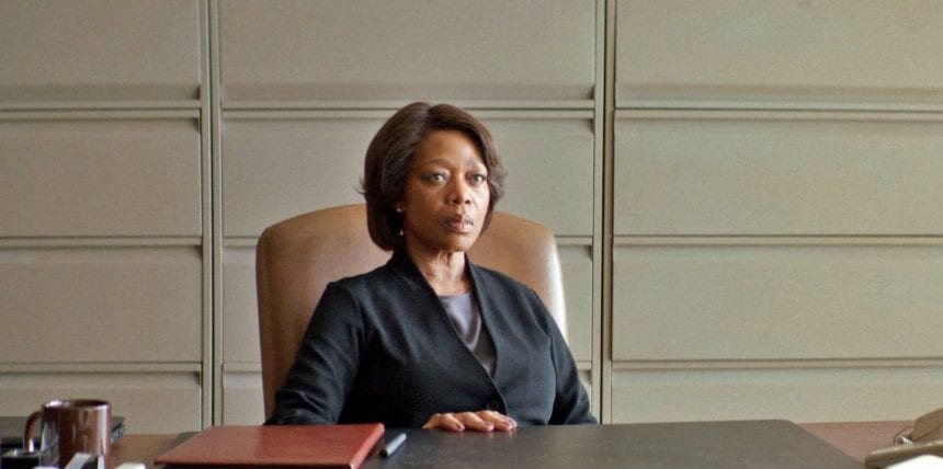 AlfreWoodard as Bernadine Williams. COURTESY OF NEON