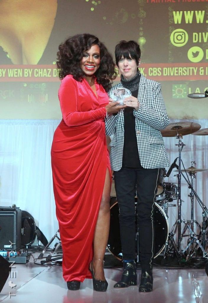 Sheryl Lee Ralph & Honoree Diane Warren