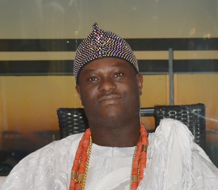 The Arole Oduduwa & Ooni of Ife, Ooni Adeyeye Enitan Ogunwusi Ojaja II