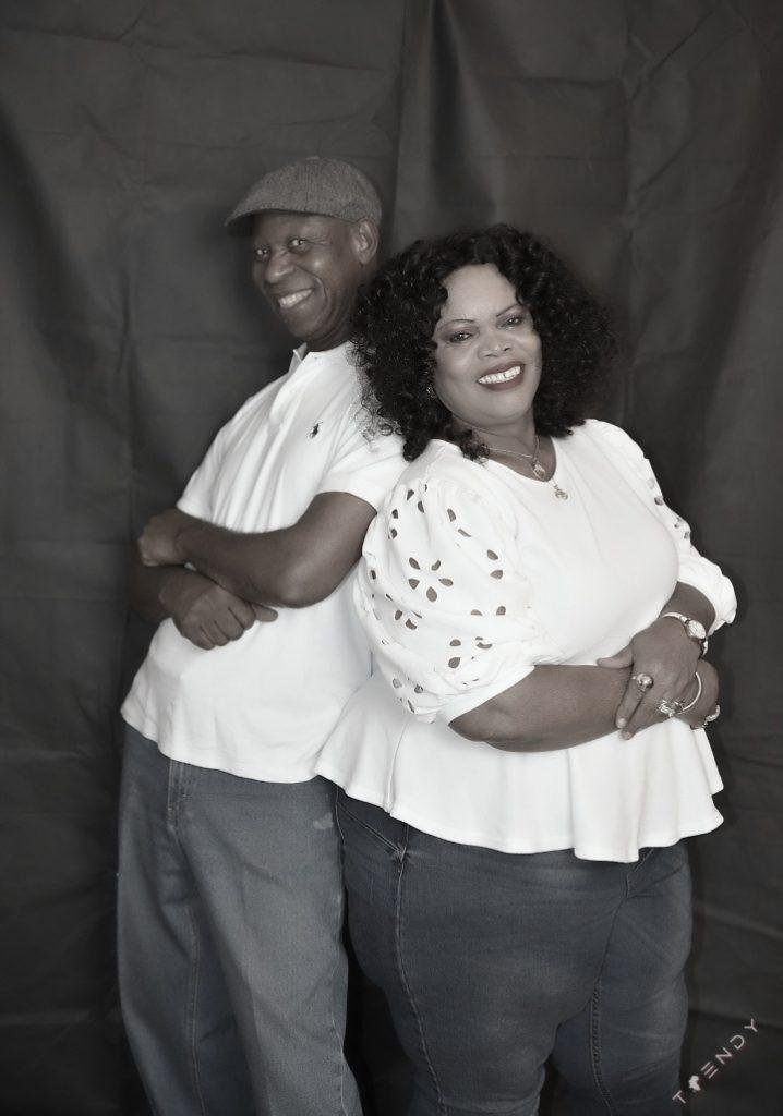 Mr. and Mrs. Ugege