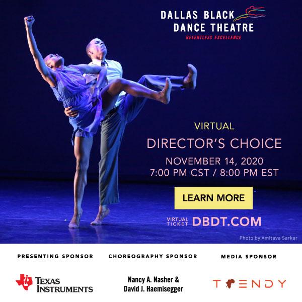DBDT Directors Choice 2020