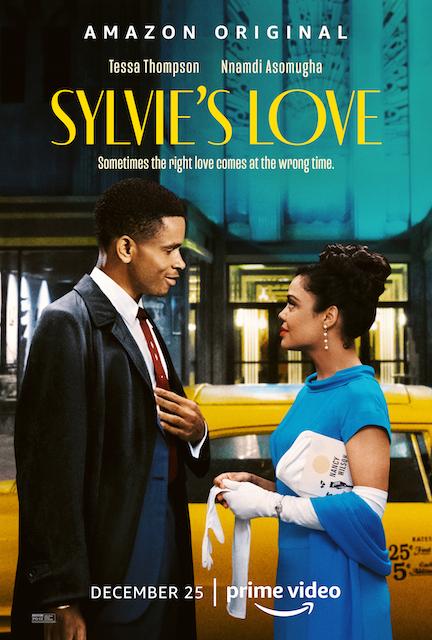 Sylvie's Love releases on Amazon Prime Video December 25th