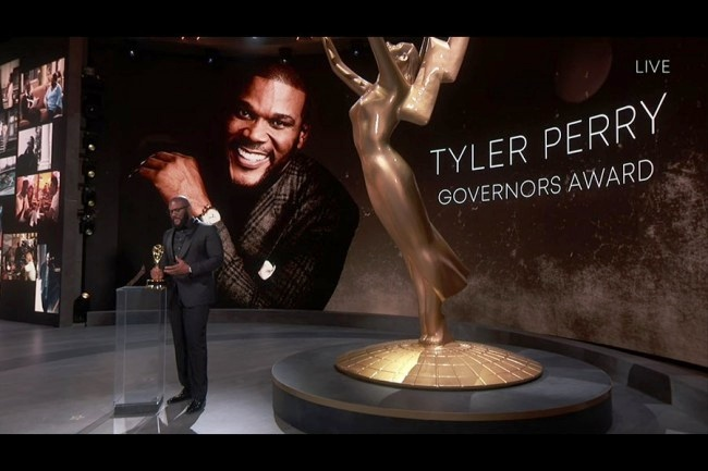 Tyler Perry will be honored at the 93rd Oscars