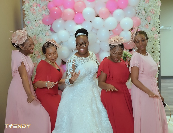 Popoola Wedding