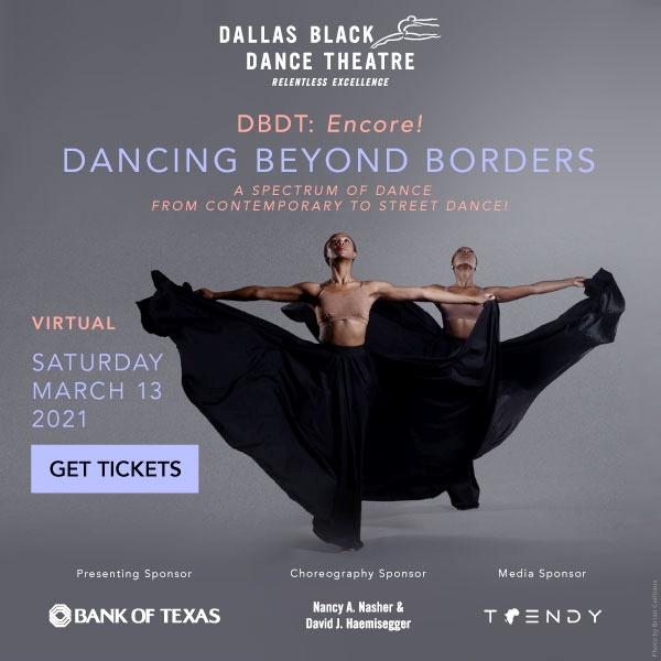 Dancing beyond borders